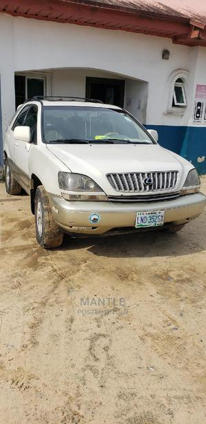 Lexus RX 2007 350 4x4 White | Cars for sale in Lagos State, Ajah