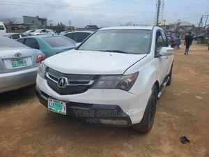 Acura MDX 2008 SUV 4dr AWD (3.7 6cyl 5A) White | Cars for sale in Lagos State, Isolo