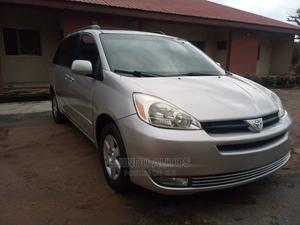 Toyota Sienna 2004 Silver | Cars for sale in Lagos State, Ikeja