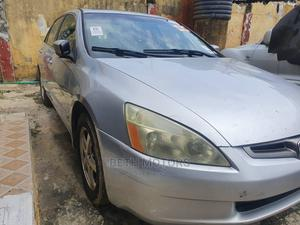 Honda Accord 2004 Silver | Cars for sale in Lagos State, Epe