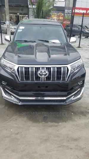 Toyota Land Cruiser Prado 2017 Black | Cars for sale in Lagos State, Lekki