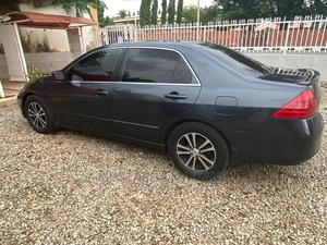 Honda Accord 2007 2.4 Exec Automatic Gray | Cars for sale in Niger State, Minna