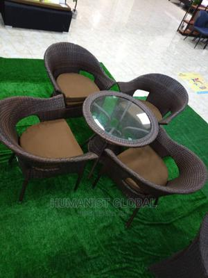 Foreign Basket Restaurant Bar Chairs and Table | Furniture for sale in Abuja (FCT) State, Wuse