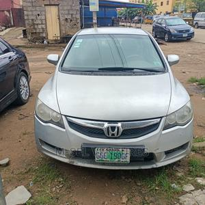 Honda Civic 2009 1.4 Silver   Cars for sale in Lagos State, Isolo