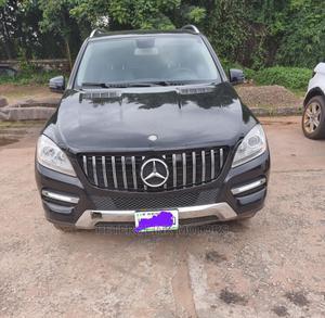 Mercedes-Benz M Class 2014 Black | Cars for sale in Edo State, Benin City
