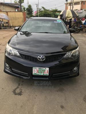 Toyota Camry 2015 Black | Cars for sale in Lagos State, Ojo