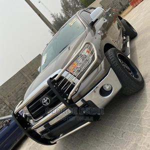 Toyota Tundra 2010 Double Cab 4x4 Limited Brown | Cars for sale in Lagos State, Lekki