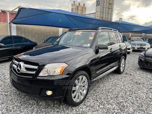 Mercedes-Benz GLK-Class 2010 350 4MATIC Black | Cars for sale in Lagos State, Amuwo-Odofin