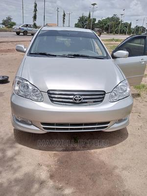 Toyota Corolla 2003 Sedan Automatic Silver | Cars for sale in Kaduna State, Kaduna / Kaduna State