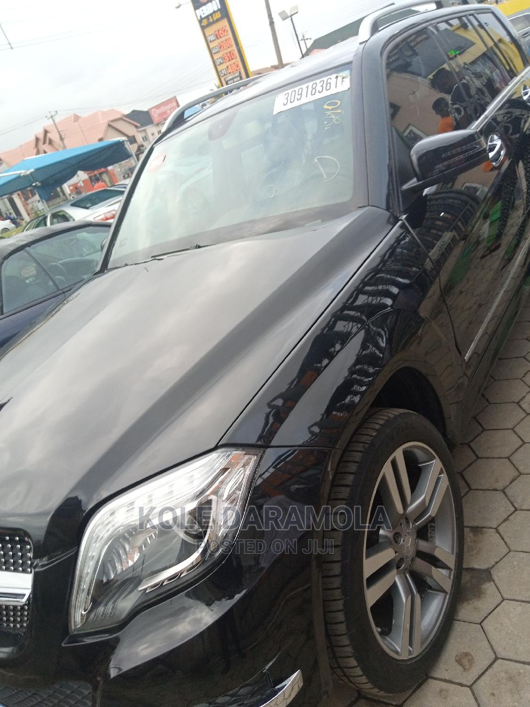 Mercedes-Benz GLK-Class 2013 Black   Cars for sale in Amuwo-Odofin, Lagos State, Nigeria