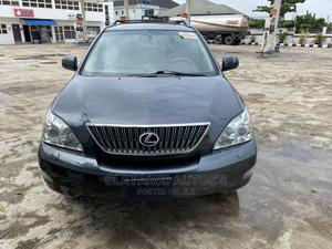 Lexus RX 2007 350 4x4 Gray | Cars for sale in Lagos State, Ikotun/Igando