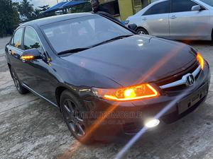 Acura TSX 2005 Automatic Black | Cars for sale in Lagos State, Ikotun/Igando