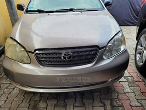 Toyota Corolla 2004 Gold | Cars for sale in Lagos State, Surulere