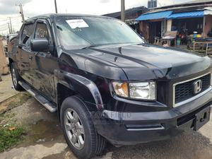 Honda Ridgeline 2008 Black | Cars for sale in Lagos State, Surulere