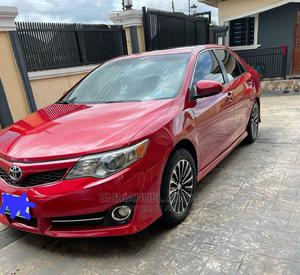 Toyota Camry 2014 Red   Cars for sale in Edo State, Benin City
