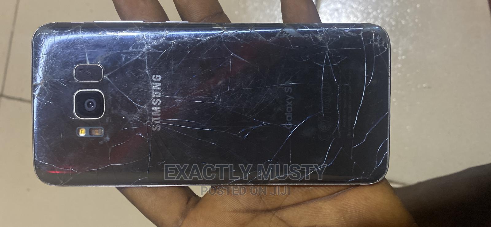Archive: Samsung Galaxy S8 64 GB Black