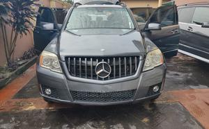 Mercedes-Benz GLK-Class 2009 Gray   Cars for sale in Rivers State, Obio-Akpor