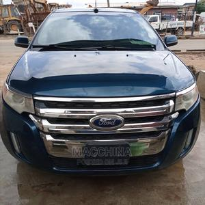 Ford Edge 2011 SE 4dr FWD (3.5L 6cyl 6A) Blue | Cars for sale in Lagos State, Ikeja