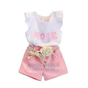 2021 Baby Girl 2 Piece Sets | Children's Clothing for sale in Lagos State, Surulere