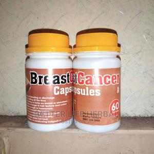 Breast Cancer Capsule | Vitamins & Supplements for sale in Lagos State, Amuwo-Odofin