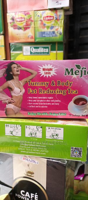Tummy and Body Fat Reducing Tea.   Vitamins & Supplements for sale in Lagos State, Amuwo-Odofin