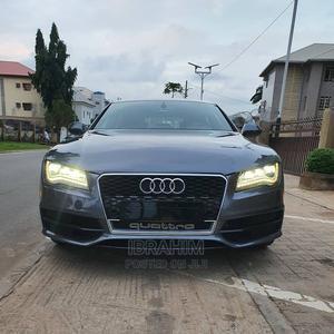 Audi A7 2013 Prestige Gray   Cars for sale in Abuja (FCT) State, Garki 2