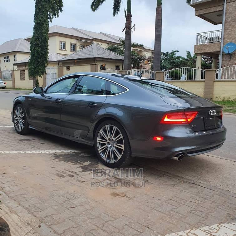 Audi A7 2013 Prestige Gray   Cars for sale in Garki 2, Abuja (FCT) State, Nigeria
