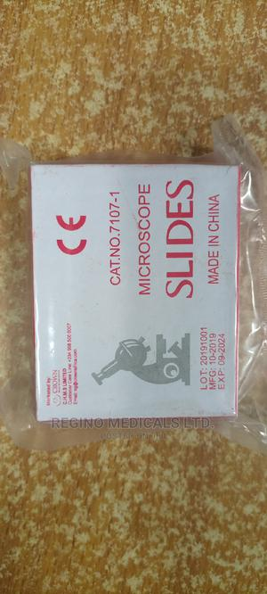 Microscope Slide | Medical Supplies & Equipment for sale in Lagos State, Mushin