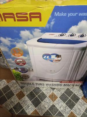 Qasa 8.2kg Washing Machine | Home Appliances for sale in Lagos State, Alimosho