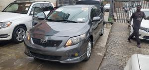 Toyota Corolla 2010 Gray | Cars for sale in Lagos State, Lekki