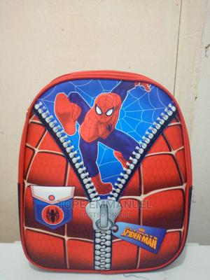 Spiderman Cartoon Character School For Nursery | Babies & Kids Accessories for sale in Lagos State, Surulere