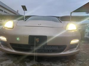 Porsche Panamera 2011 Gold | Cars for sale in Abuja (FCT) State, Central Business District