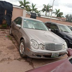 Mercedes-Benz E320 2005 Gold   Cars for sale in Abuja (FCT) State, Wuse 2