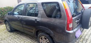 Honda CR-V 2004 Gray | Cars for sale in Lagos State, Ogba