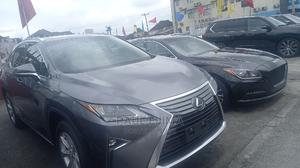 Lexus RX 2016 350 AWD Gray   Cars for sale in Rivers State, Port-Harcourt
