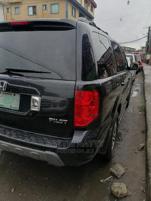 Honda Pilot 2004 EX 4x4 (3.5L 6cyl 5A) Black | Cars for sale in Lagos State, Surulere