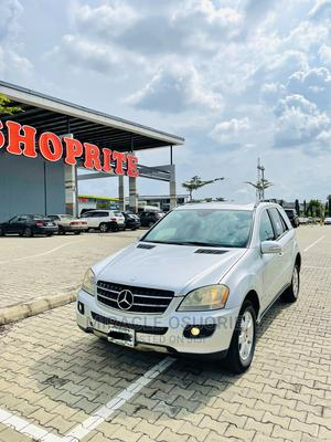 Mercedes-Benz M Class 2007 ML 350 4Matic Silver | Cars for sale in Imo State, Owerri