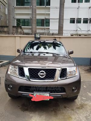 Nissan Pathfinder 2008 SE 4x4 Brown | Cars for sale in Abuja (FCT) State, Wuse 2