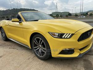Ford Mustang 2016 Yellow | Cars for sale in Abuja (FCT) State, Central Business District