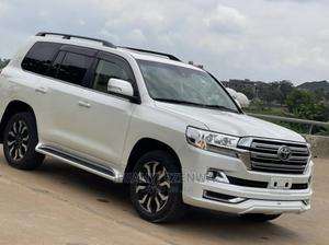 Toyota Land Cruiser 2016 White | Cars for sale in Abuja (FCT) State, Gwarinpa