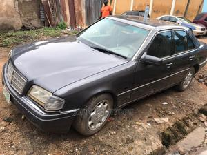 Mercedes-Benz C180 2001 Gray   Cars for sale in Oyo State, Ibadan