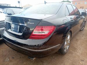 Mercedes-Benz C350 2008 Black | Cars for sale in Edo State, Benin City