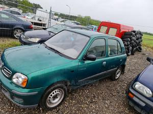 Nissan Micra 1998 Green | Cars for sale in Lagos State, Egbe Idimu