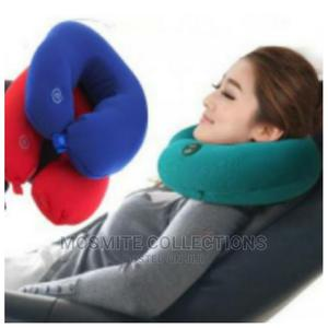Neck Massage Cushion Pillow   Sports Equipment for sale in Lagos State, Ikorodu