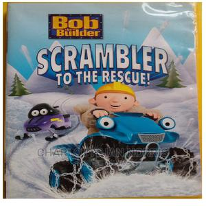 Bob the Builder - Scrambler to the Rescue Original DVD SET | CDs & DVDs for sale in Lagos State, Surulere