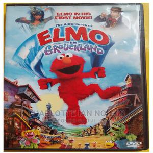 The Adventures of Elmo in Grouchland ORIGINAL DVD SET | CDs & DVDs for sale in Lagos State, Surulere