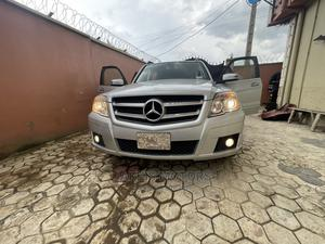 Mercedes-Benz GLK-Class 2010 Silver | Cars for sale in Lagos State, Apapa