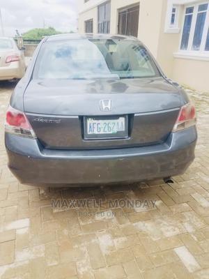 Honda Accord 2009 Gray   Cars for sale in Abuja (FCT) State, Wuye