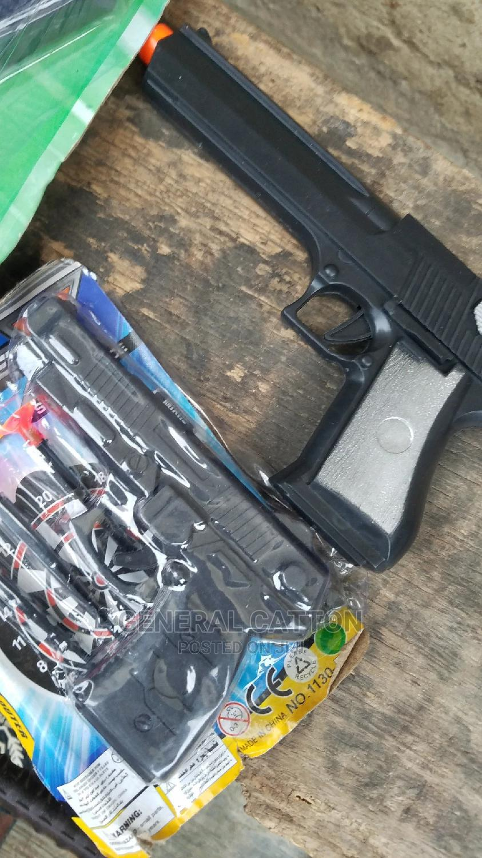 Police Toy Gun