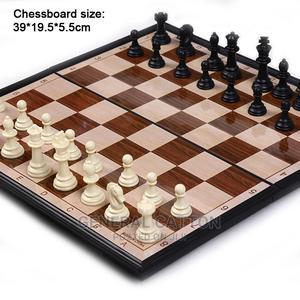 BSTFAMLY Plastic Chess Set, Portable International Chess, | Books & Games for sale in Lagos State, Lekki